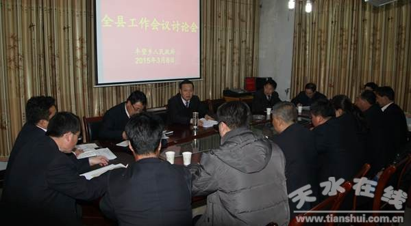秦县长出席丰望乡分组讨论.jpg